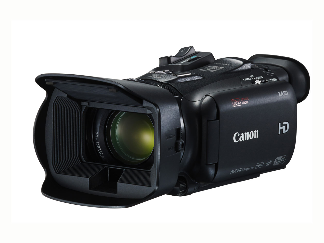 видеокамеры Canon