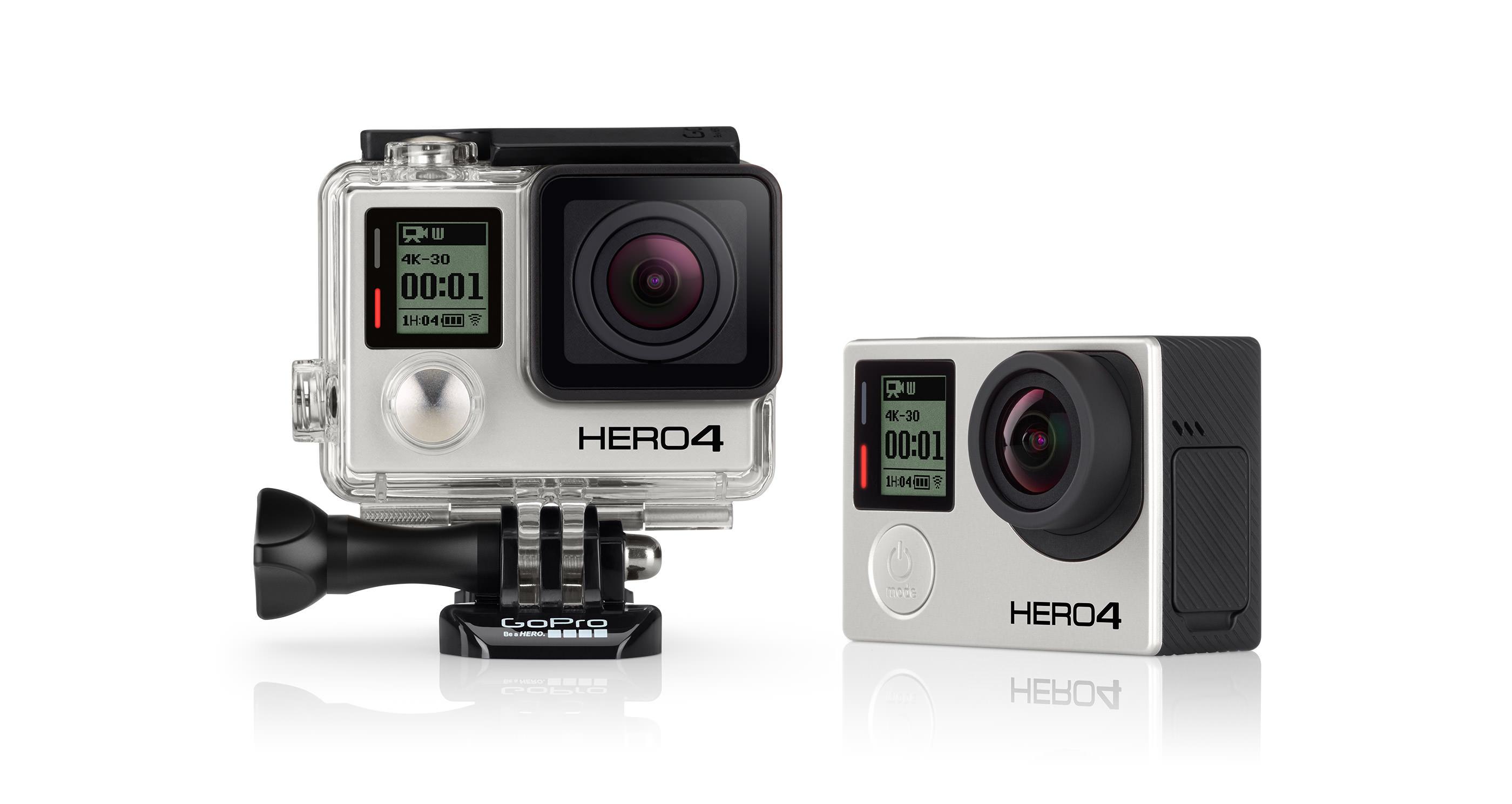 видеокамеры GoPro