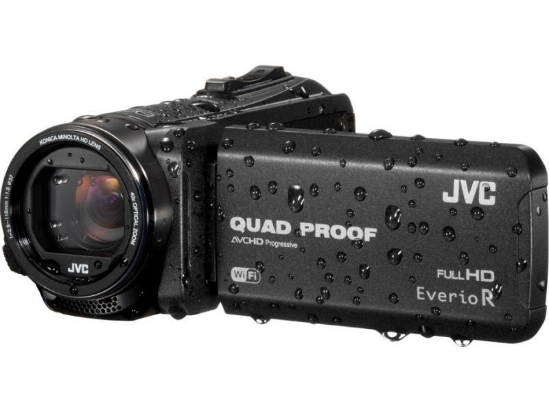 видеокамеры JVC