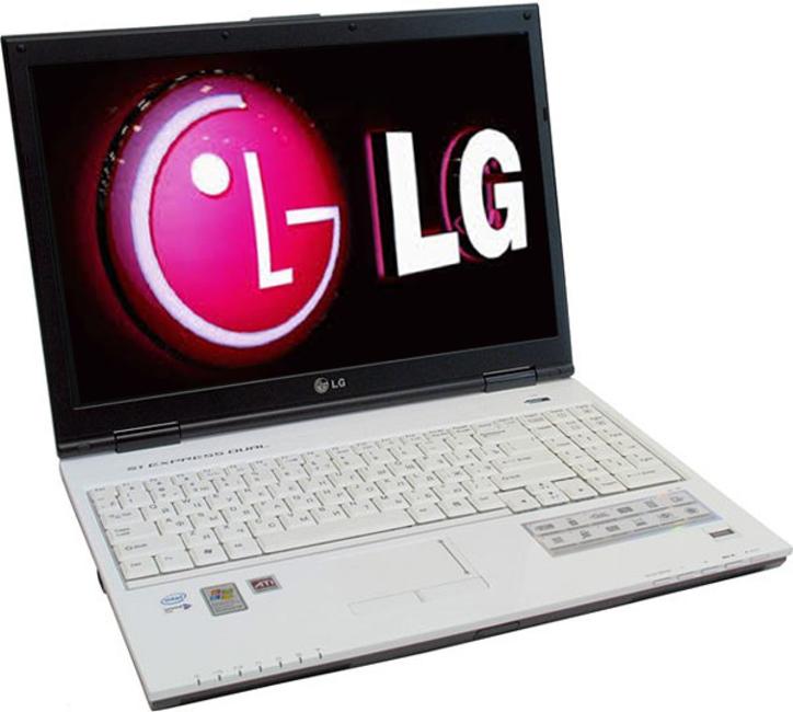 ноутбуки LG