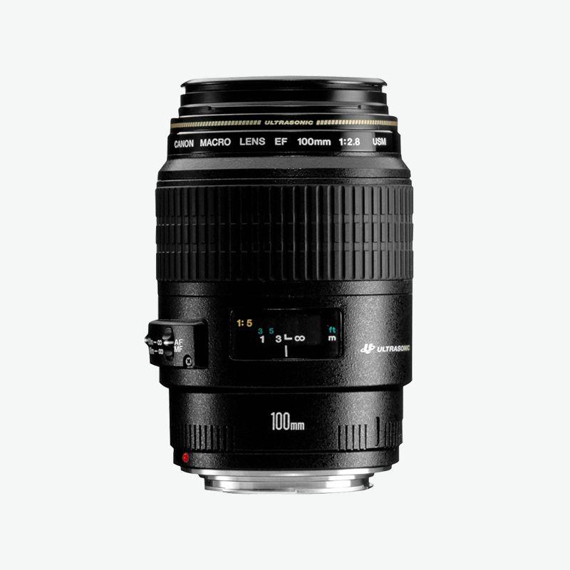 Canon EF 100mm f 2.8 Macro USM