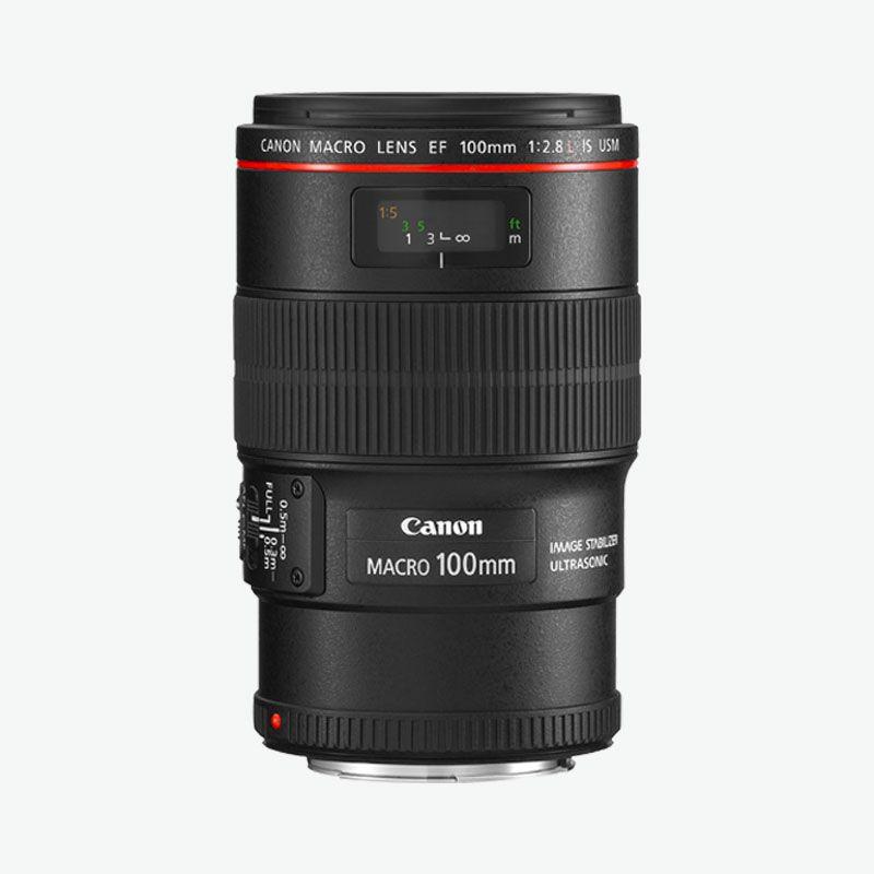 Canon EF 100mm f 2.8L Macro IS USM