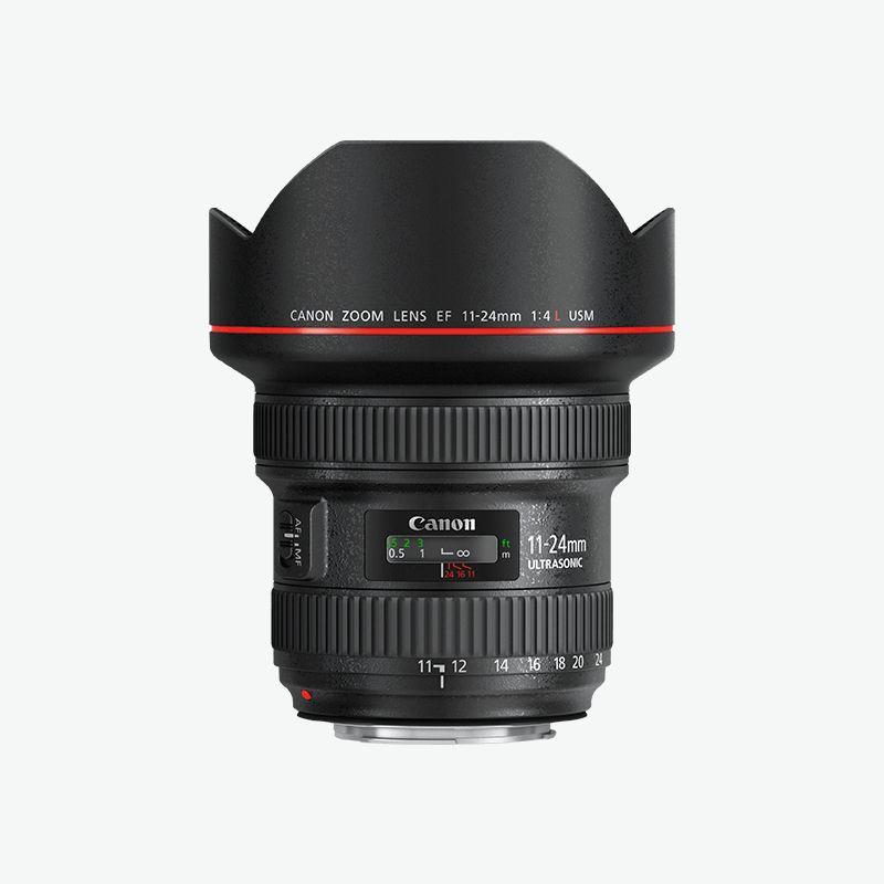 Canon EF 11-24mm f 4L USM