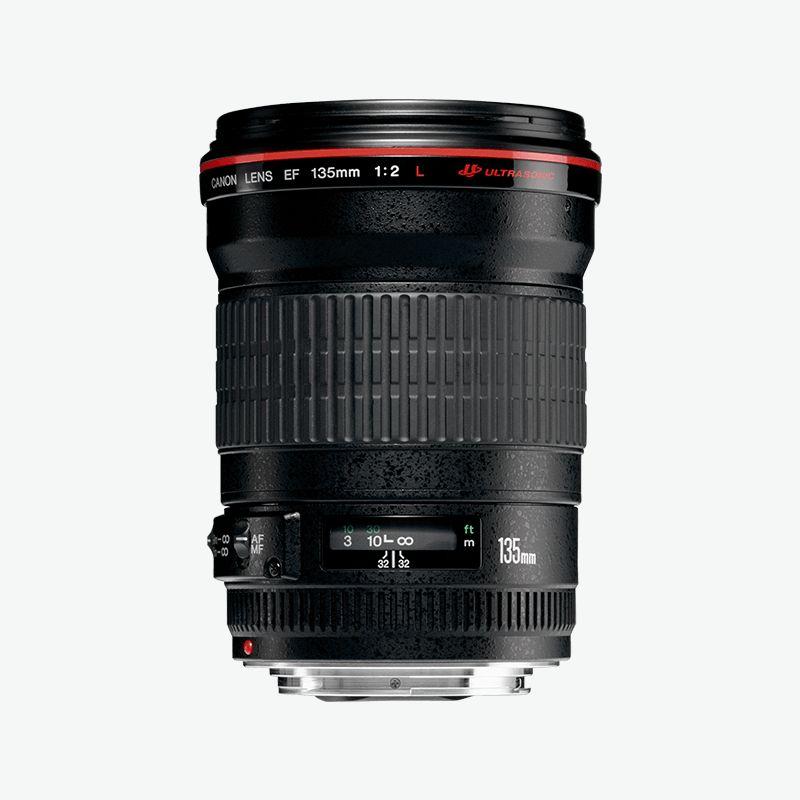 Canon EF 135mm f 2L USM