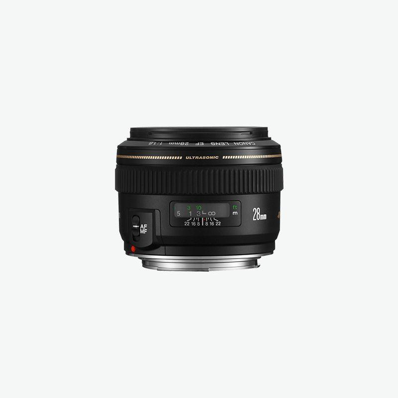 Canon EF 28mm f 1.8 USM