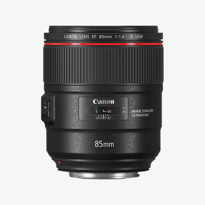 Canon EF 85mm f 1.4L IS USM
