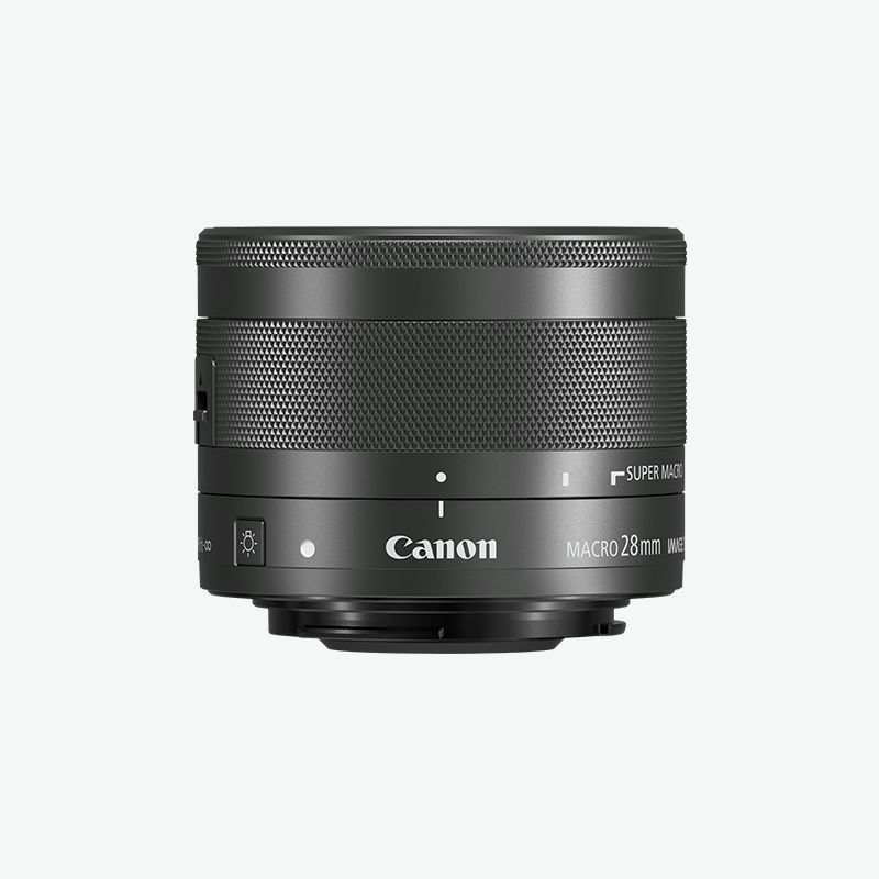 Canon EF-M 28mm f 3.5 Macro IS STM