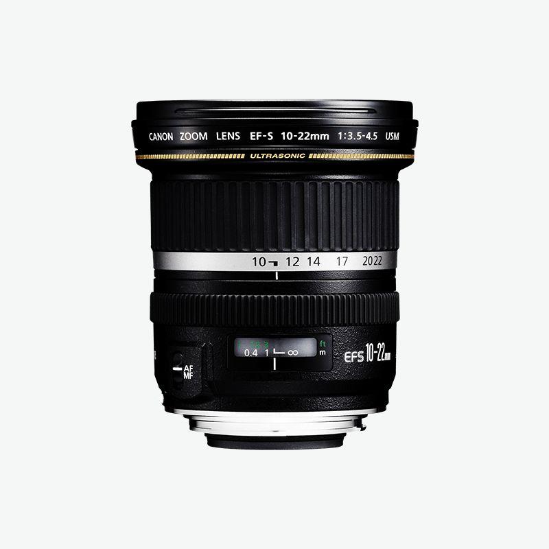 Canon EF-S 10-22mm f 3.5-4.5 USM