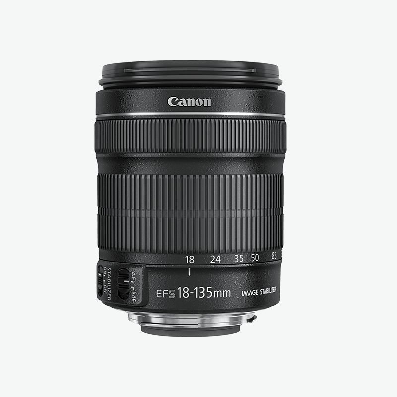 Canon EF-S 18-135mm f 3.5-5.6 IS STM