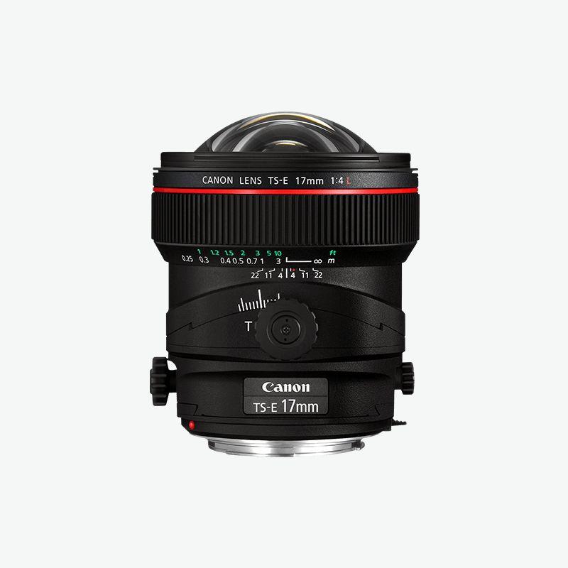 Canon TS-E 17mm f 4L