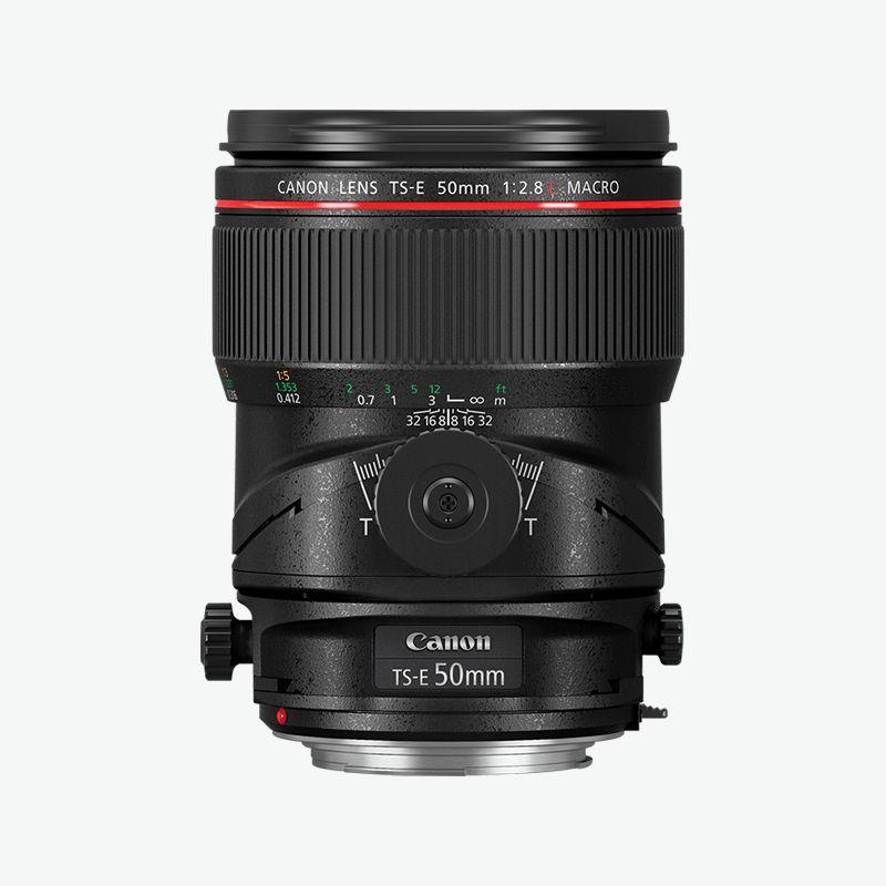 Canon TS-E 50mm f 2.8L MACRO