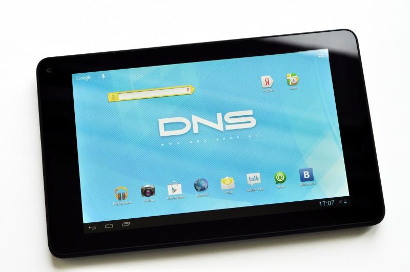 планшеты DNS