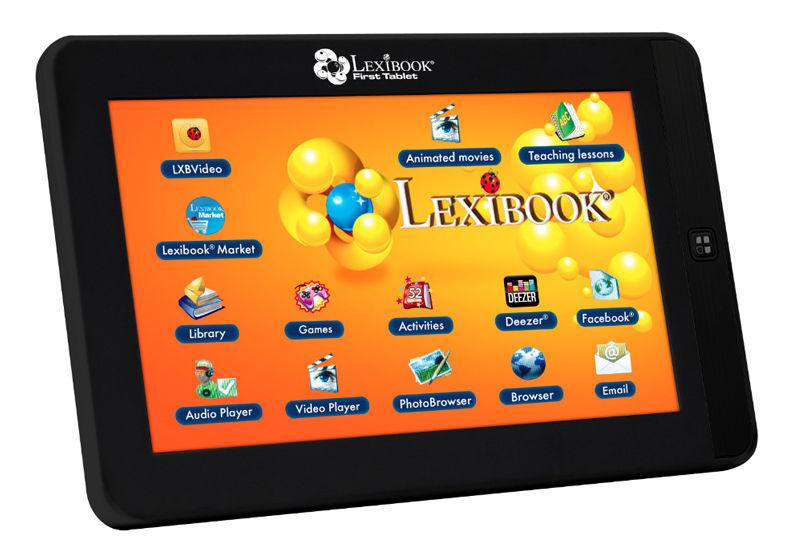 планшеты LexiBook