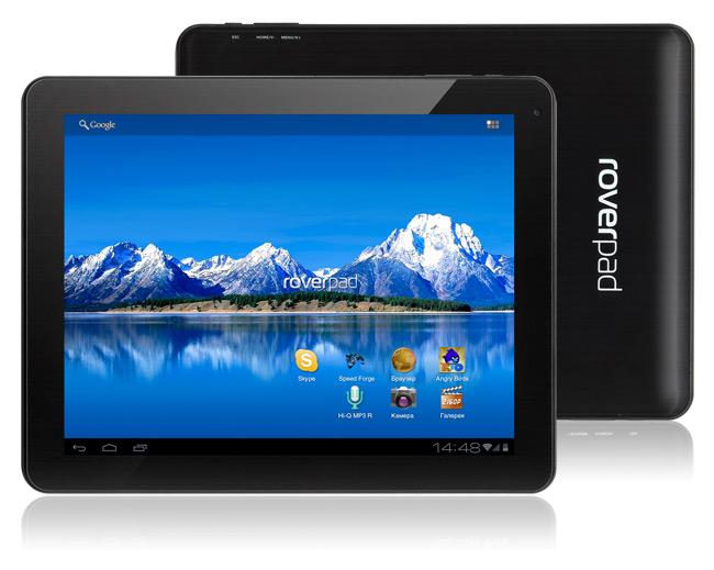планшеты RoverPad