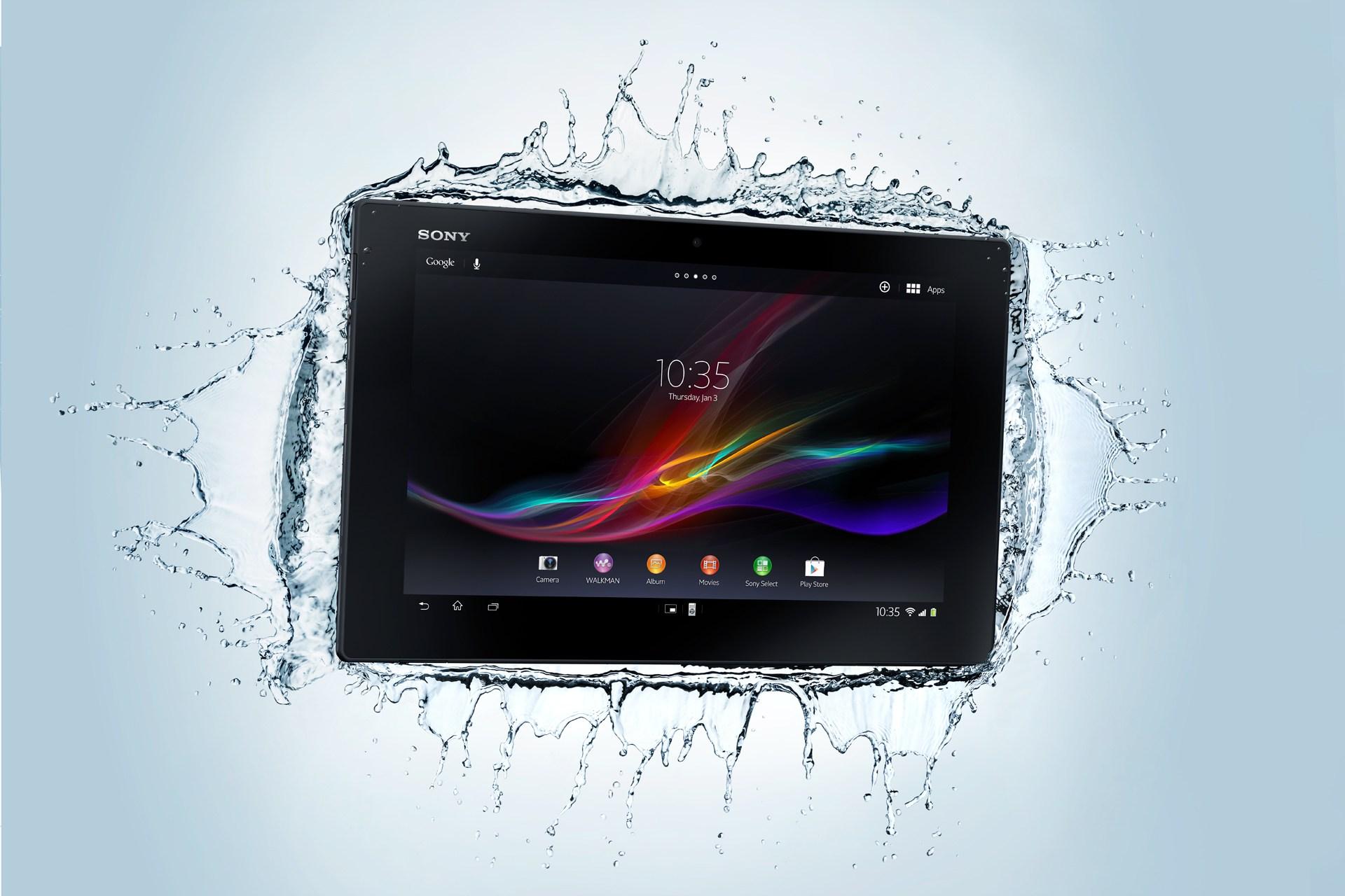 планшеты Sony