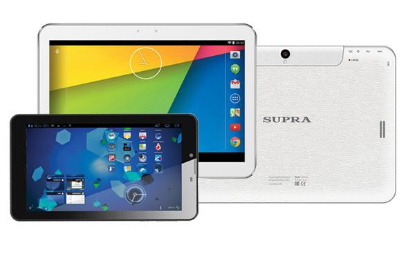 планшеты Supra