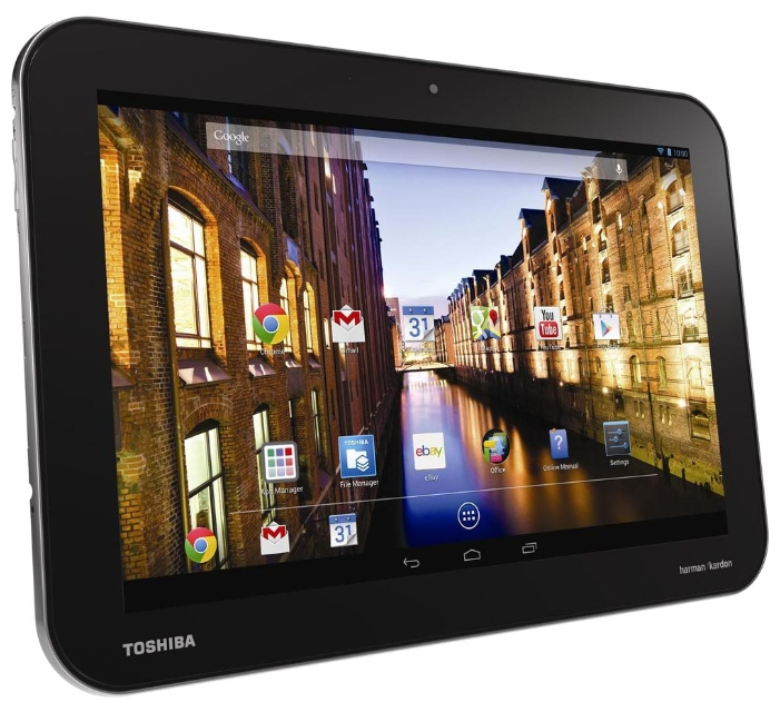 планшеты Toshiba