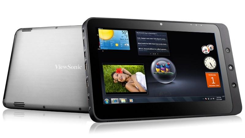 планшеты ViewSonic