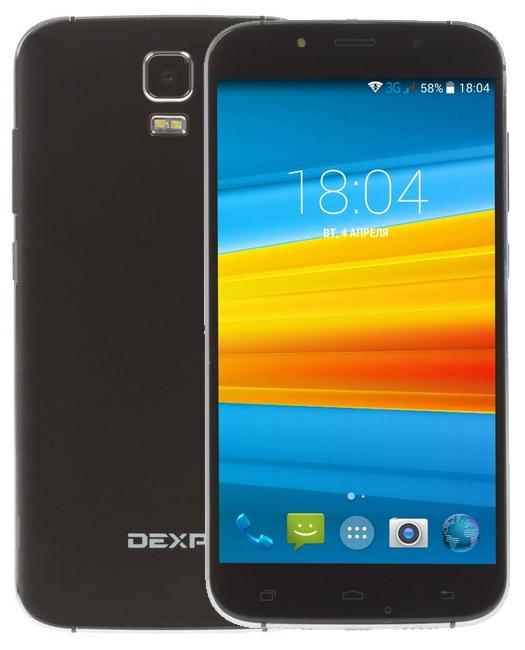 телефоны Dexp