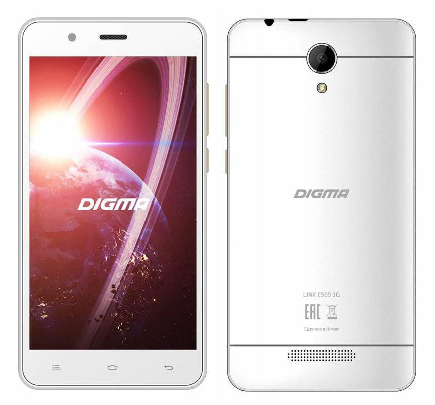 телефоны Digma
