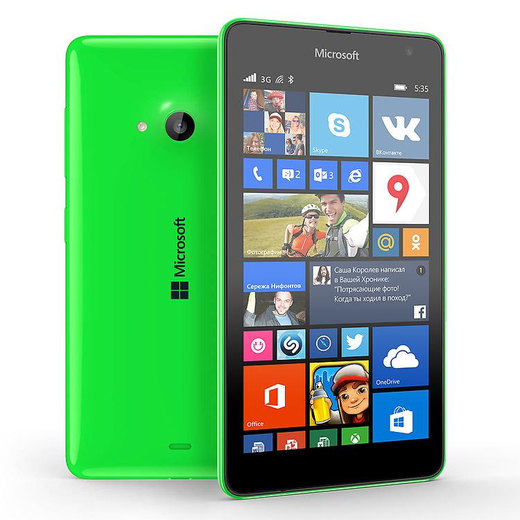 телефоны Microsoft
