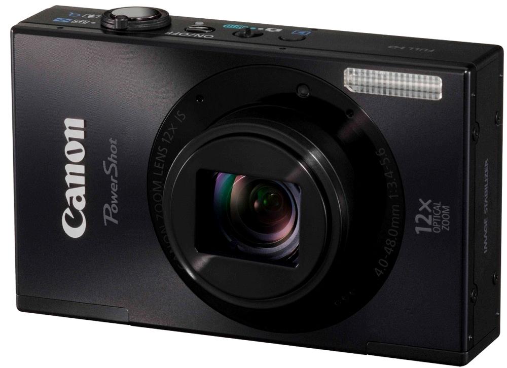 Canon Digital IXUS 500 HS