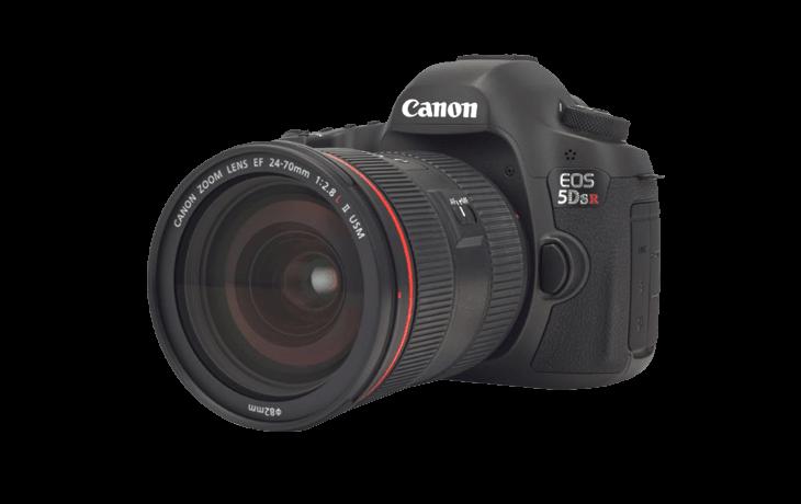 Canon EOS 5DS R