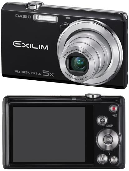 Casio Exilim EX-Z680