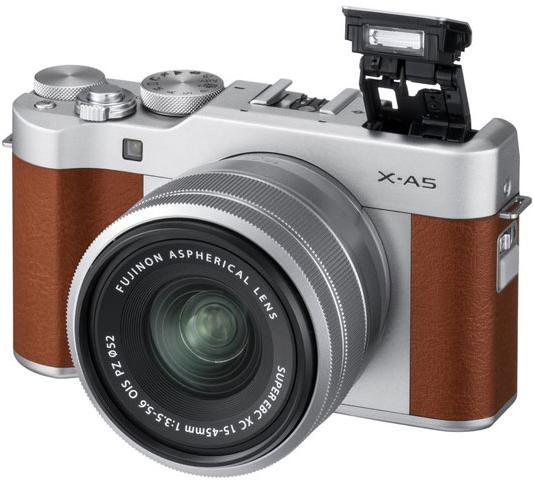 Fuji FinePix X-A5