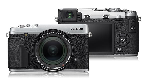Fuji FinePix X-E2S
