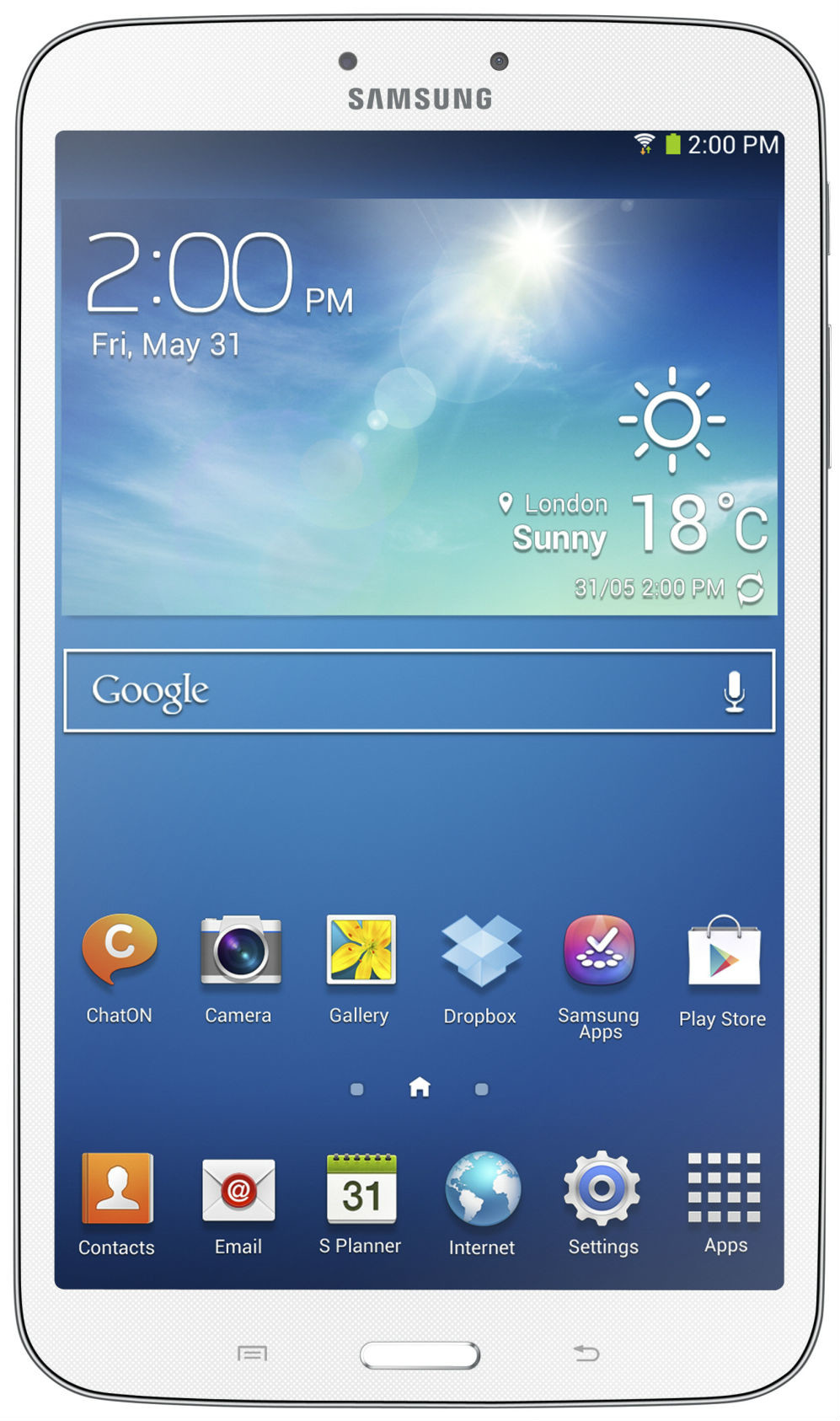 Samsung Galaxy Tab 3 SM-T310