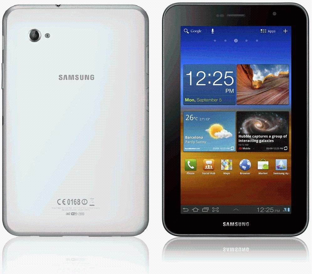 Samsung P6210 Galaxy Tab 7.0 Plus 6