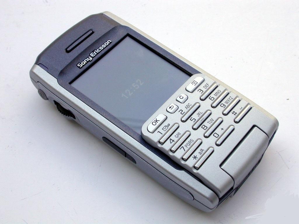 Sony Ericsson P900