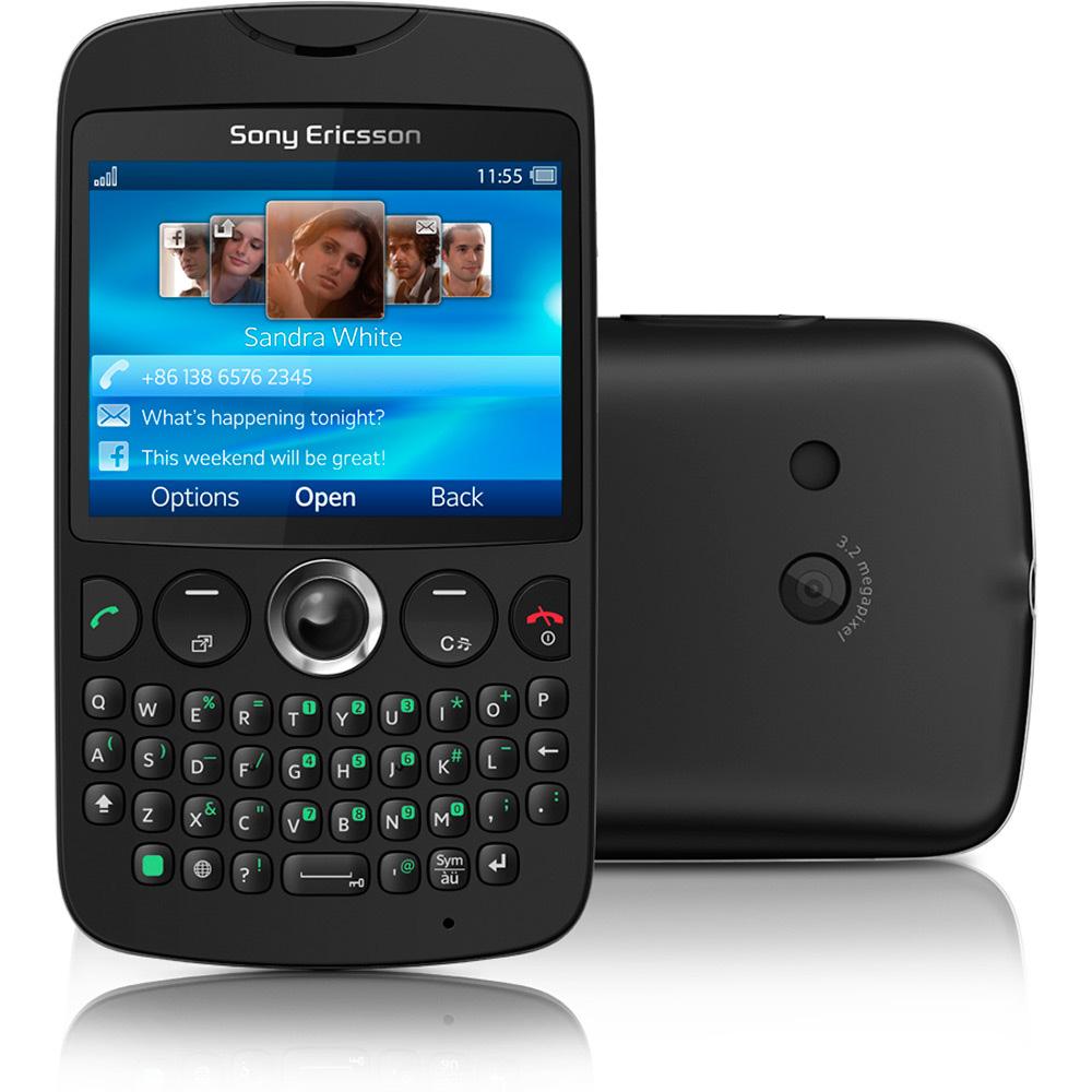 Sony Ericsson Txt CK13i