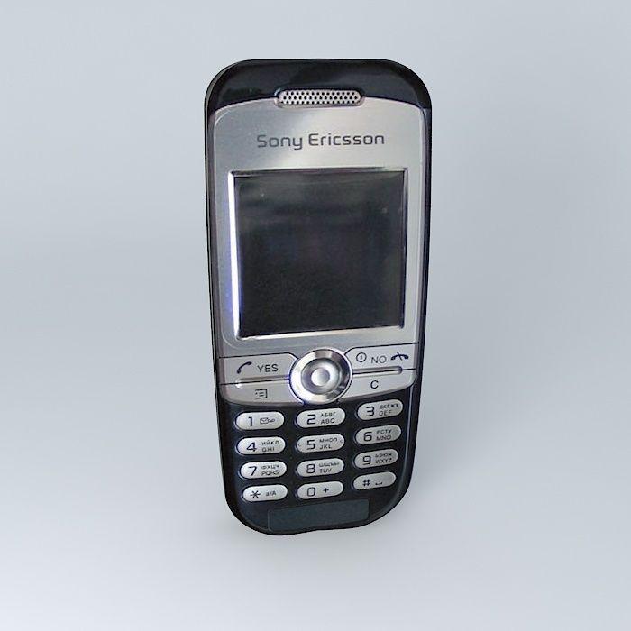 Sony Ericsson Xperia J200
