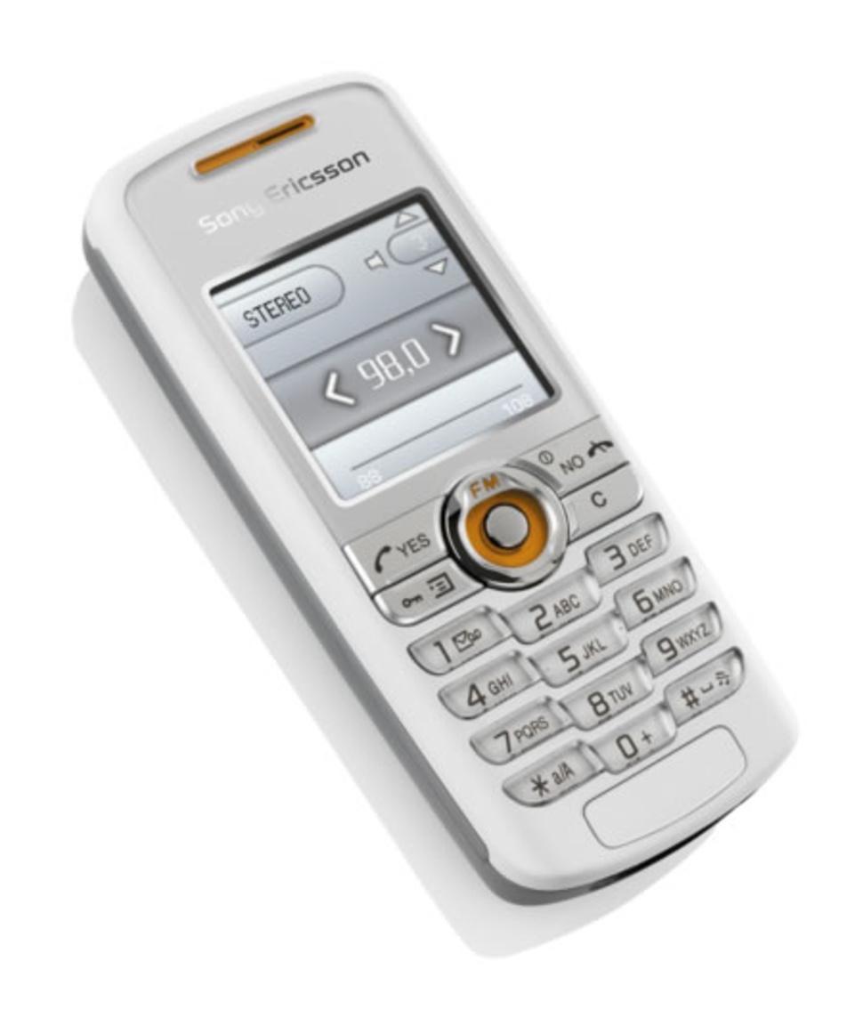 Sony Ericsson j230i