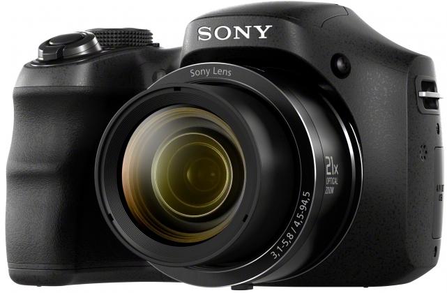 Sony H100