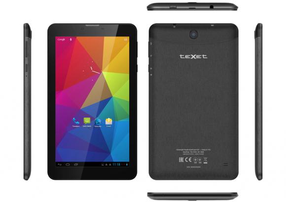 Texet X-pad NAVI 7 3G