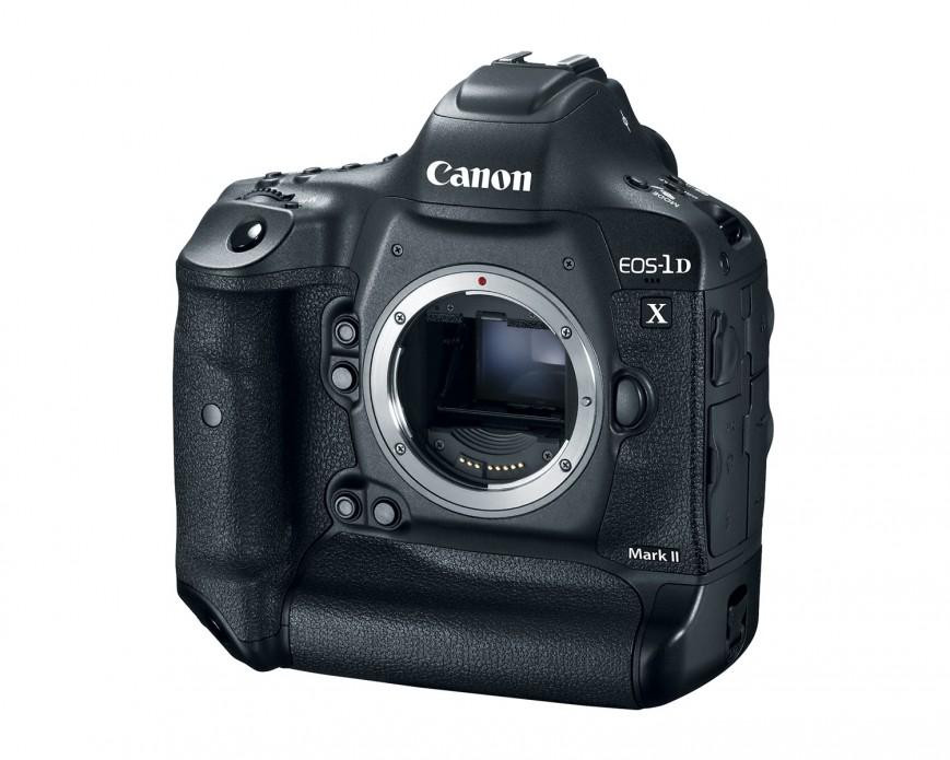 зеркальные фотоаппараты Canon EOS