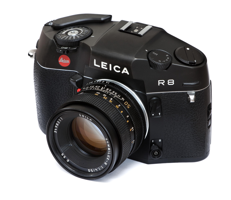 зеркальные фотоаппараты Leica