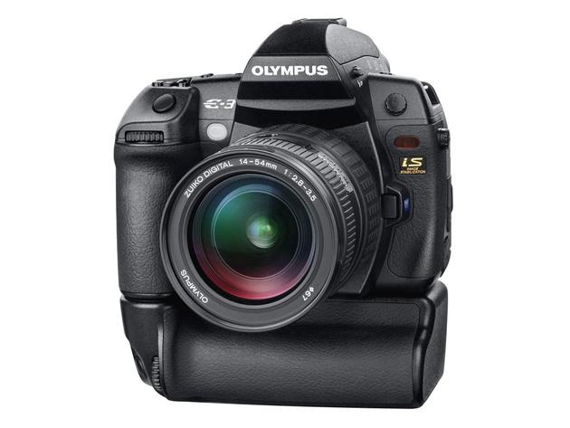 зеркальные фотоаппараты Olympus