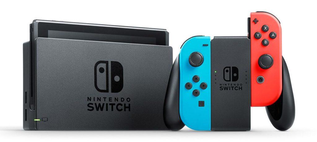 игровые приставки Nintendo