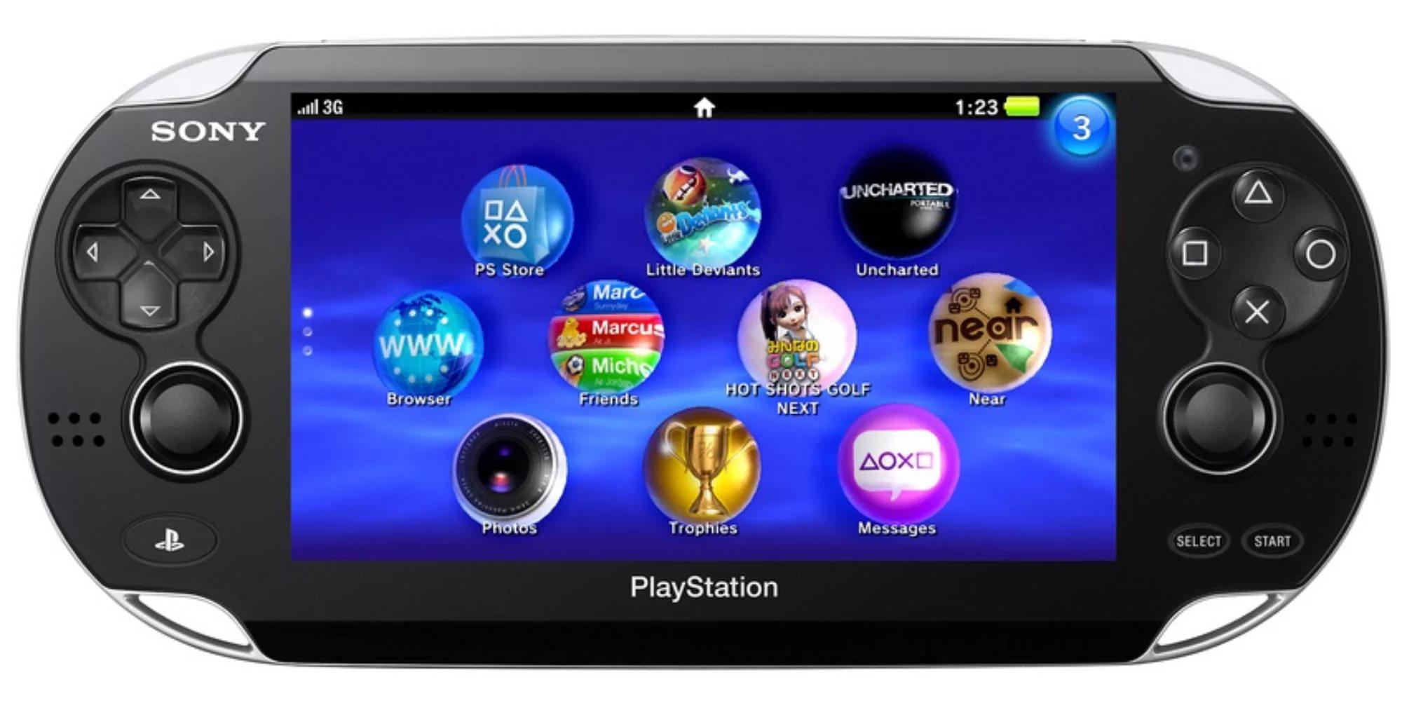 игровые приставки Sony PSP