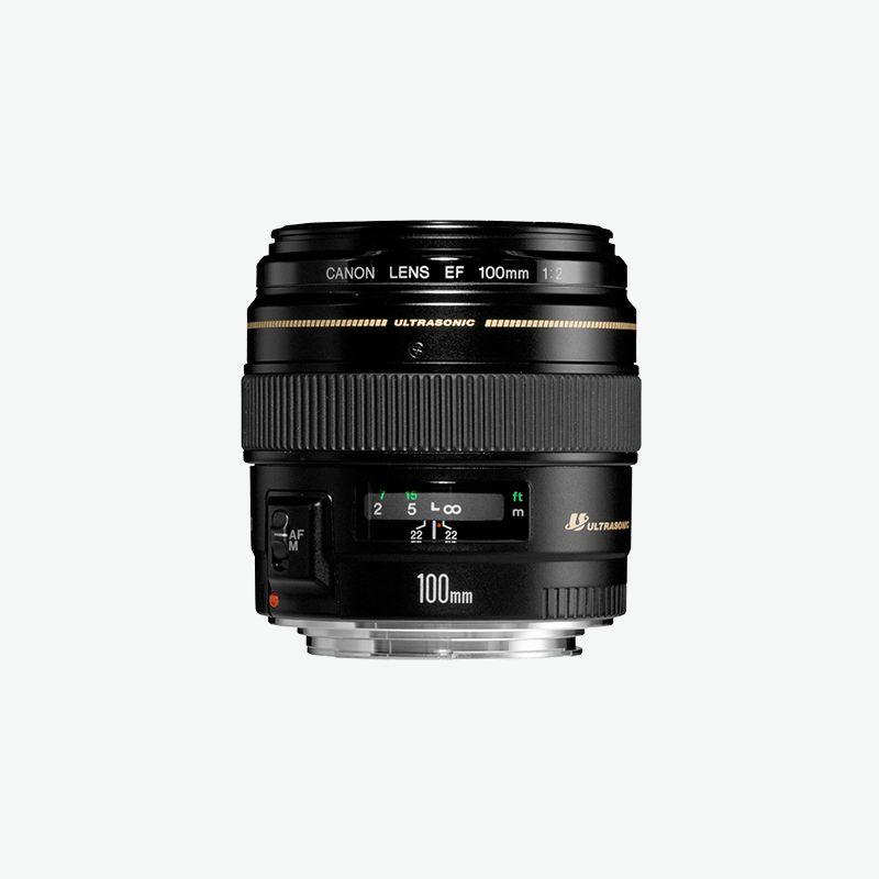 Canon EF 100mm f 2 USM