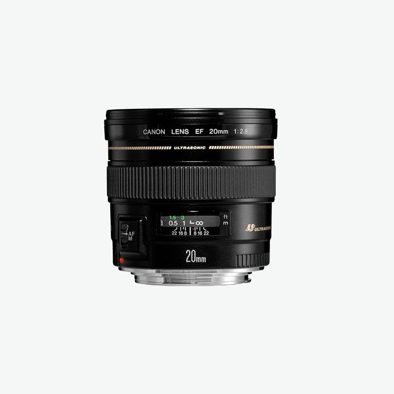 Canon EF 20mm f 2.8 USM