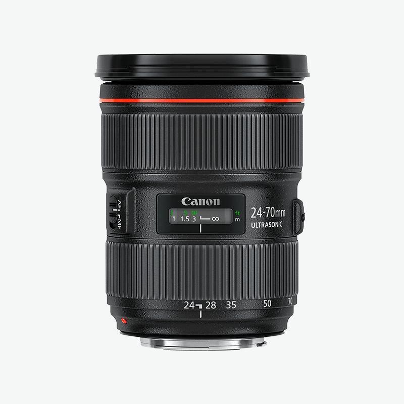 Canon EF 24-70mm f 2.8L II USM