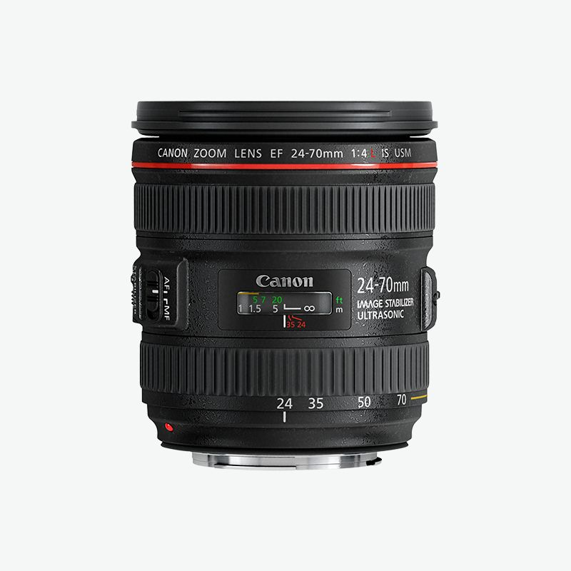 Canon EF 24-70mm f 4L IS USM