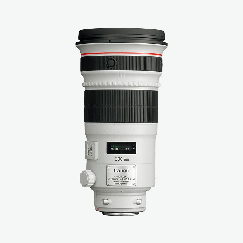 Canon EF 300mm f 2.8L IS II USM
