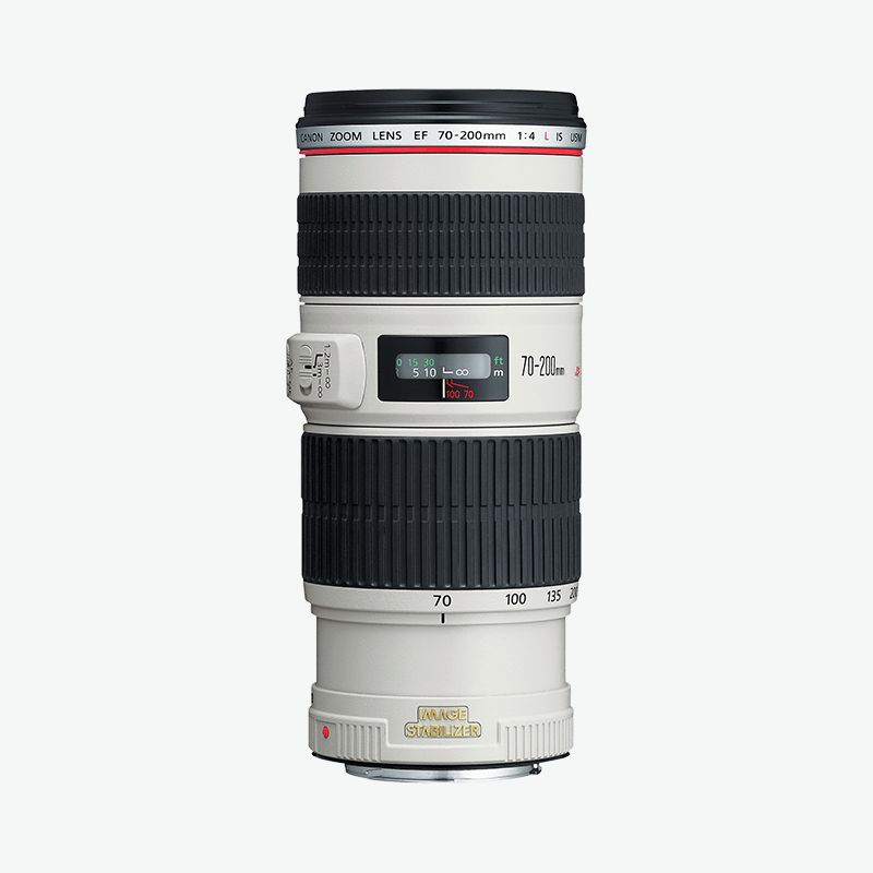 Canon EF 70-200mm f 4L IS USM