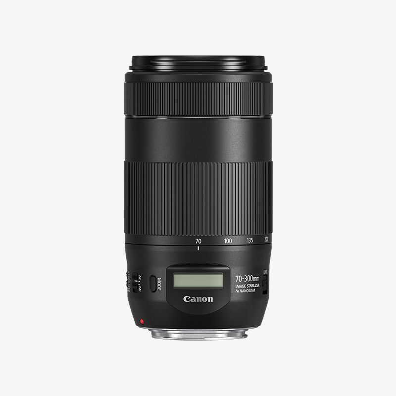 Canon EF 70-300mm f 4-5.6 IS II USM